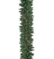 MOUNTAIN KING GARLAND - Green