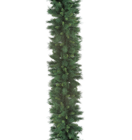 MOUNTAIN KING GARLAND Green