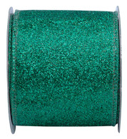 GLITTER RIBBON - GREEN - Green