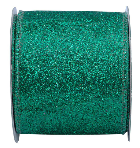 GLITTER RIBBON - GREEN Green