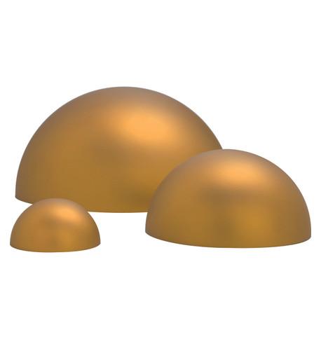 HALF BAUBLES - GOLD Gold