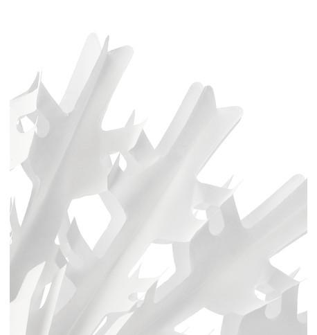 PAPER SNOWFLAKE - STYLE 2 White