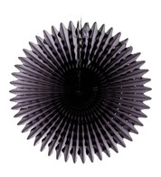 PERFORATED FAN - BLACK - Black
