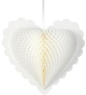 PAPER HEART - WHITE - White