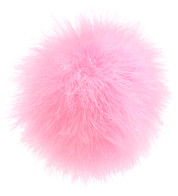 POWDERPUFF BAUBLE - Pink