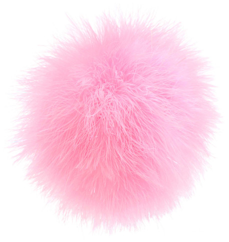 POWDERPUFF BAUBLE Pink