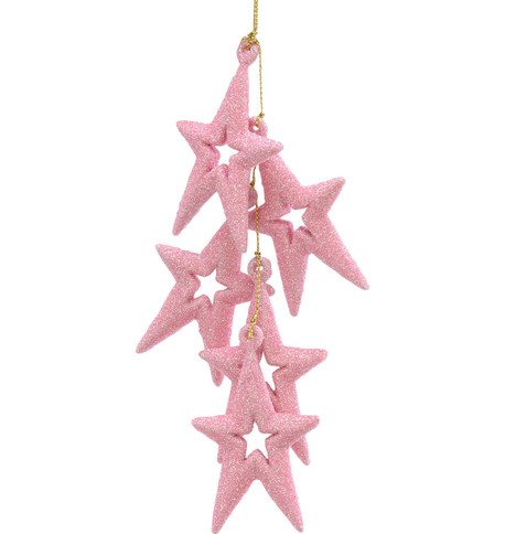 CANDY STAR CLUSTER Pink