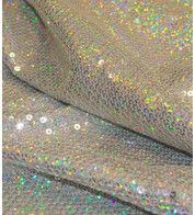 GLAMOUR - SILVER HOLOGRAPHIC - Silver