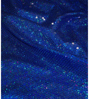 GLAMOUR - NAVY HOLOGRAPHIC - Blue