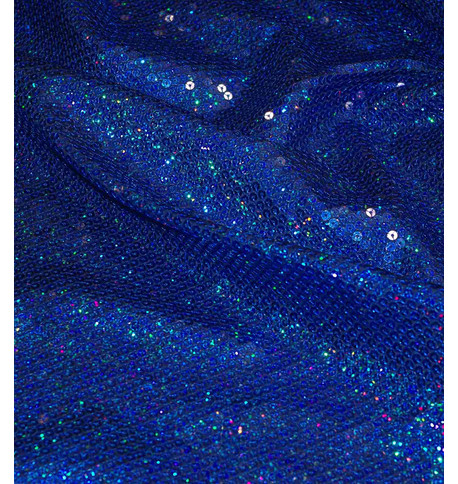 GLAMOUR - NAVY HOLOGRAPHIC Navy Holographic