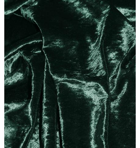 VELOUR ELEGANCE - DARK GREEN Dark Green