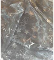 POLARIS STAR VOILE - SILVER - Silver