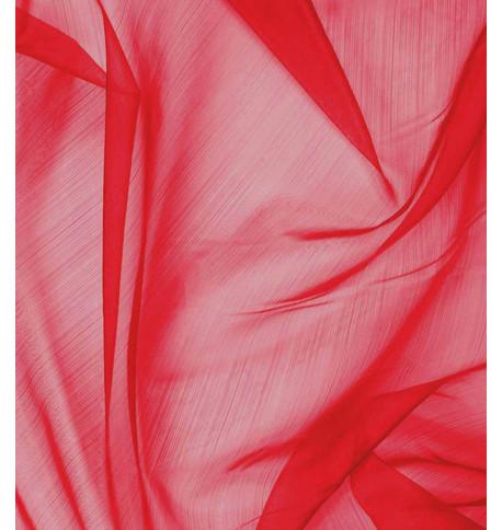 CHIFFON - RED Red