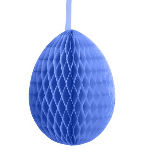 PAPER EGGS - BLUE Blue