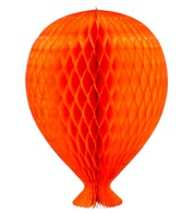 PAPER BALLOONS - ORANGE - Orange