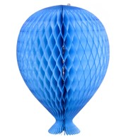 PAPER BALLOONS - PALE BLUE - Blue