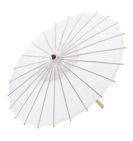 PARASOL - WHITE White