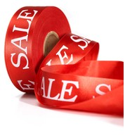 SALE RIBBON Red 35MM X 50M - Red