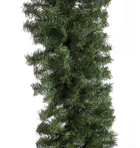 HEAVY SABLE FIR GARLAND 2.74M Green