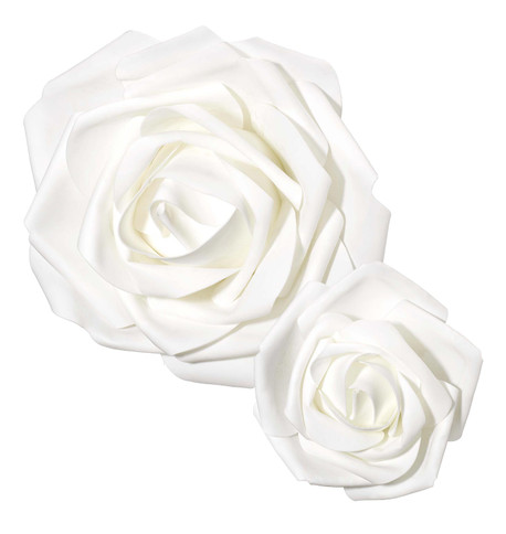 EVA ROSES White