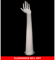 GIANT LEFT HAND - WHITE - White