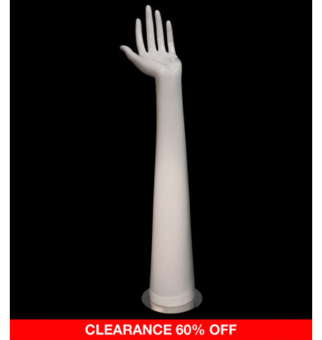 GIANT LEFT HAND - WHITE White