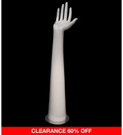 GIANT RIGHT HAND - WHITE - White