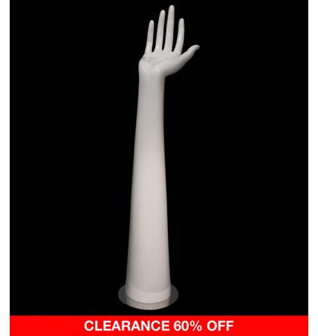 GIANT RIGHT HAND - WHITE White