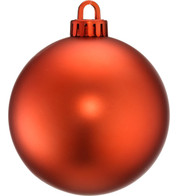 MATT BAUBLES - ORANGE - Orange