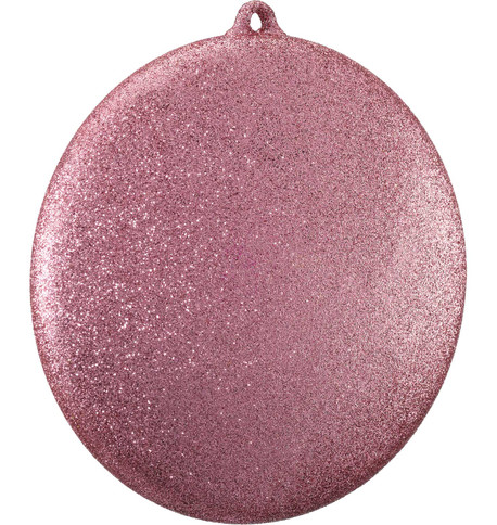 GLITTER DISCS - BLUSH PINK Blush Pink