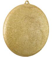 GLITTER DISCS - GOLD - Gold