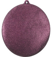 GLITTER DISCS - MULBERRY - Purple