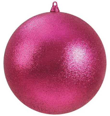 300mm GLITTER BAUBLES - PINK Pink