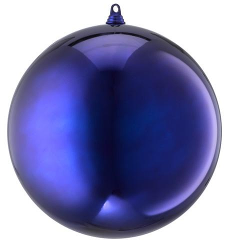 300mm SHINY BAUBLES - BLUE Blue