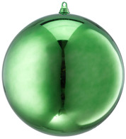 300mm SHINY BAUBLES - GREEN - Green