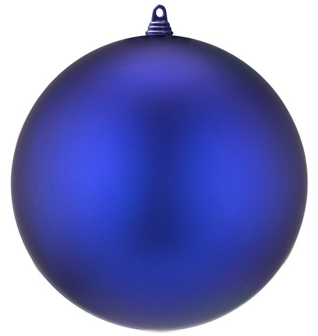 300mm MATT BAUBLES - BLUE Blue