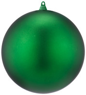 300mm MATT BAUBLES - GREEN - Green