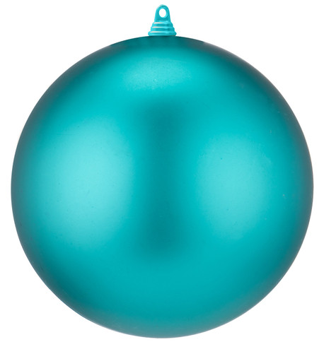 300mm MATT BAUBLES - TURQUOISE Turquoise