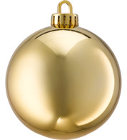 SHINY BAUBLES - GOLD - Gold