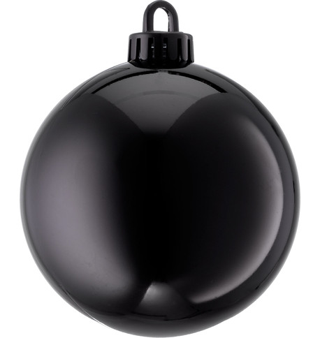 SHINY BAUBLES - BLACK Black