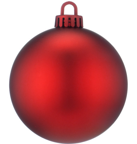 MATT BAUBLES - RED Red