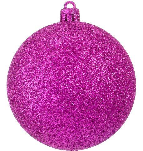 GLITTER BAUBLES - PINK Pink