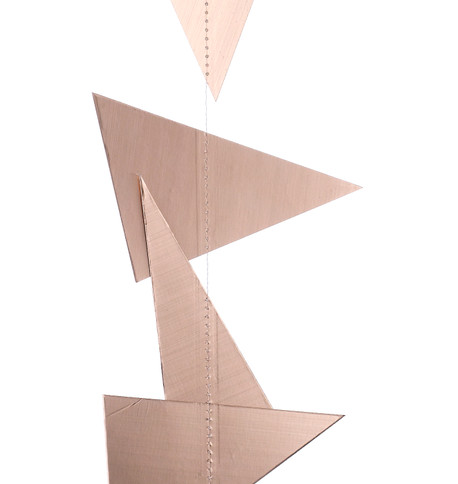 GEOMETRIC GARLANDS - COPPER Copper