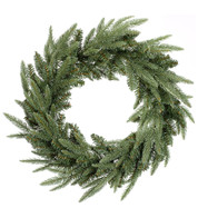 COLORADO PINE WREATH - Green