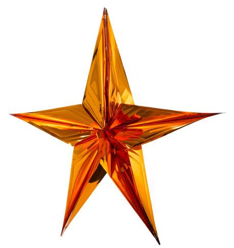 FOIL STARS - FOLD OUT - COPPER Copper
