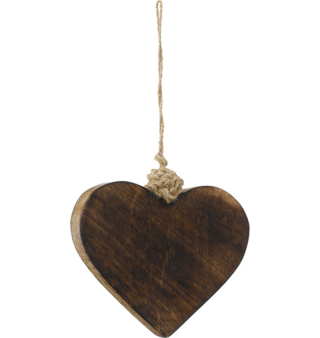 WOODEN HEART Natural