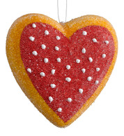 HEART COOKIES - Red