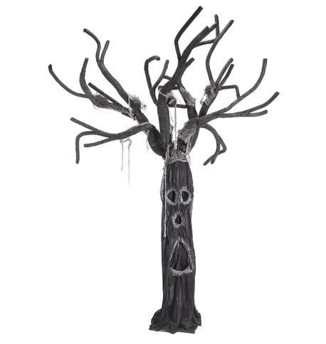 SPOOKY TREE Black
