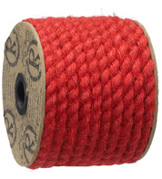 RED THICK CORD - Red