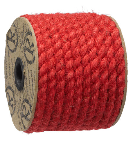 RED THICK CORD Red